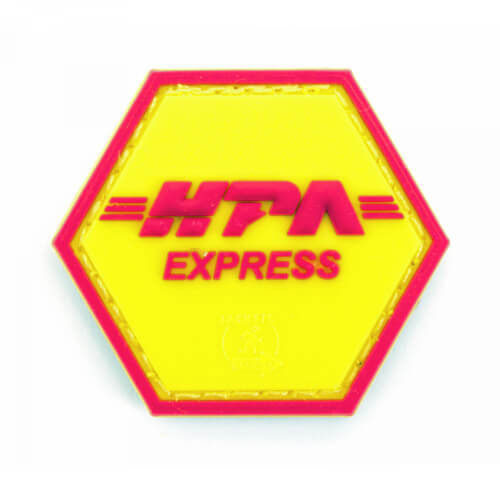 JTG HPA EXPRESS Hexagon Patch