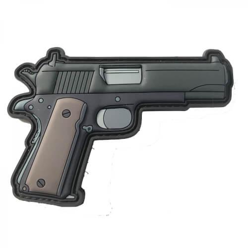 1911 CAL45 PVC GUN Patch