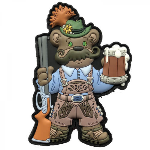 The Bearvarians traditional Bavarian Couple  (gb)