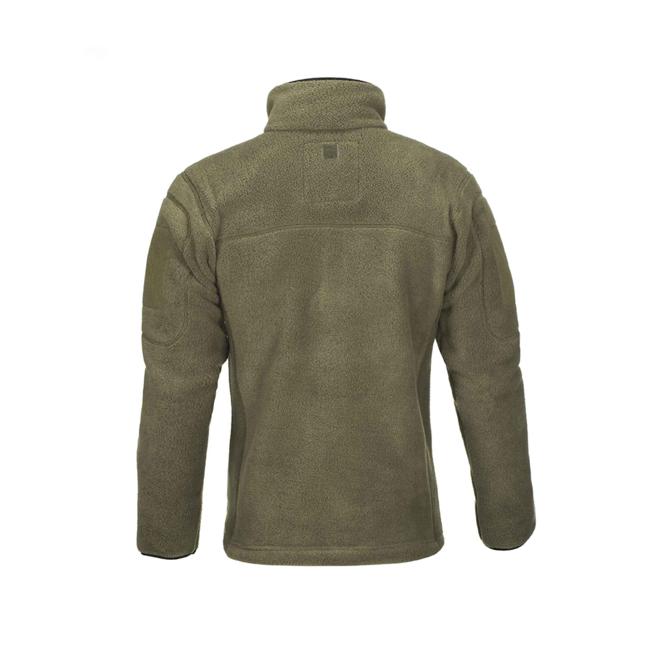 Clawgear Milvago Fleece Jacke RAL7013