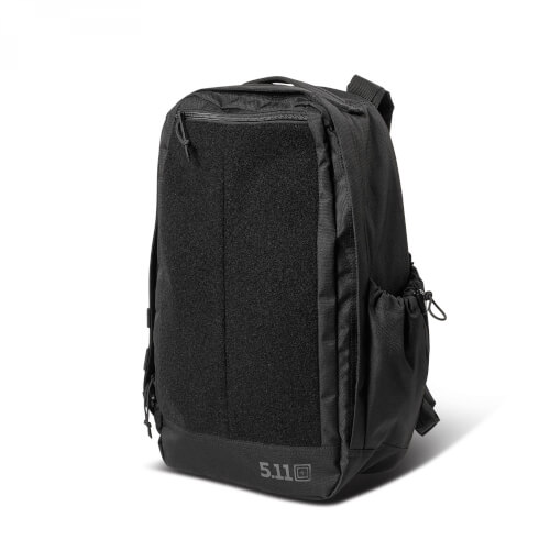 5.11 Tactical MORALE PACK 20L RUCKSACK PATCHES Black