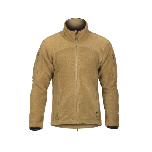 Clawgear Milvago Fleece Jacke Coyote