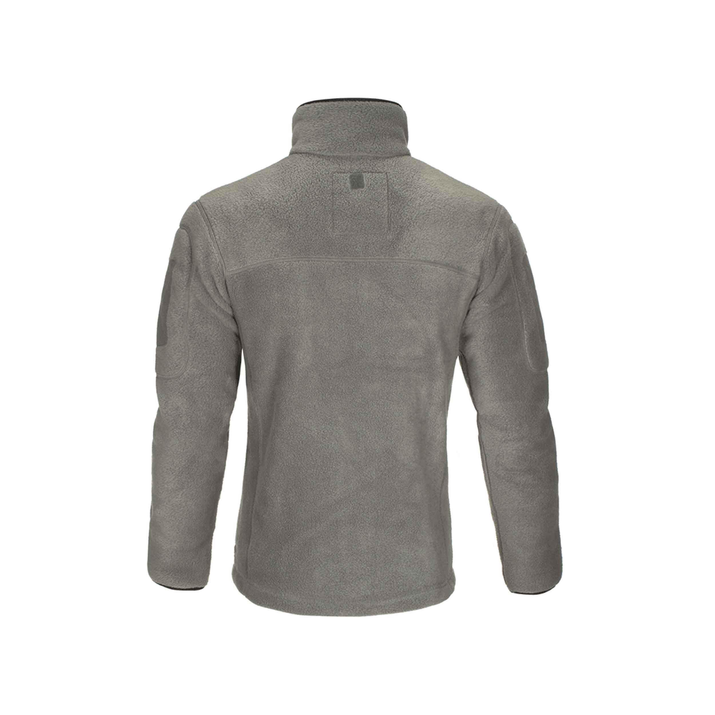 Clawgear Milvago Fleece Jacke Solid Rock
