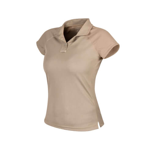 Helikon-Tex Women's UTL Polo Shirt - TopCool Lite - Khaki