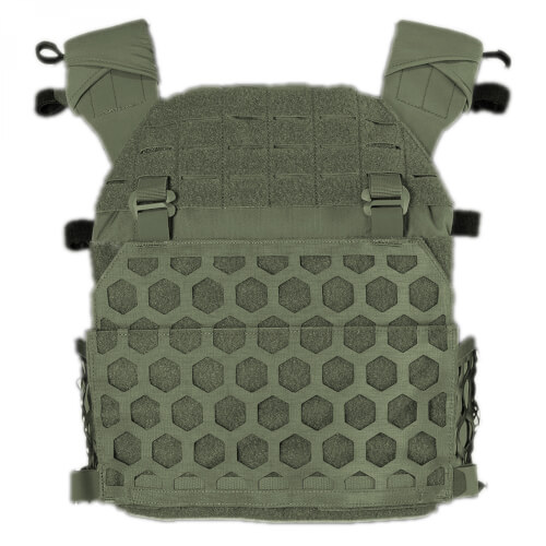 5.11 Tactical ALL MISSION PLATE CARRIER HEXGRID® RANGER GREEN