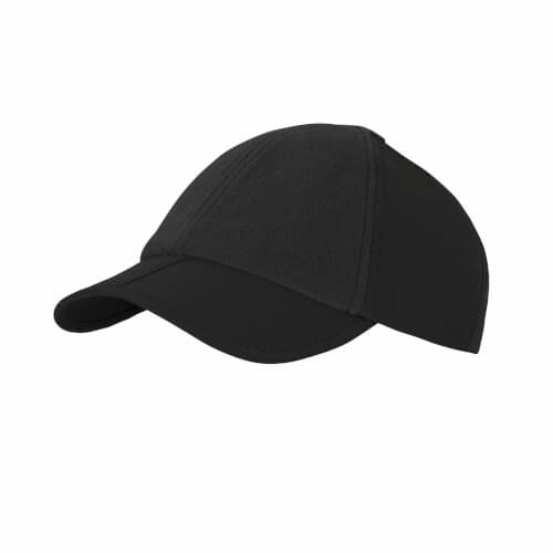 Helikon-Tex BBC Folding Outdoor Cap - Schwarz