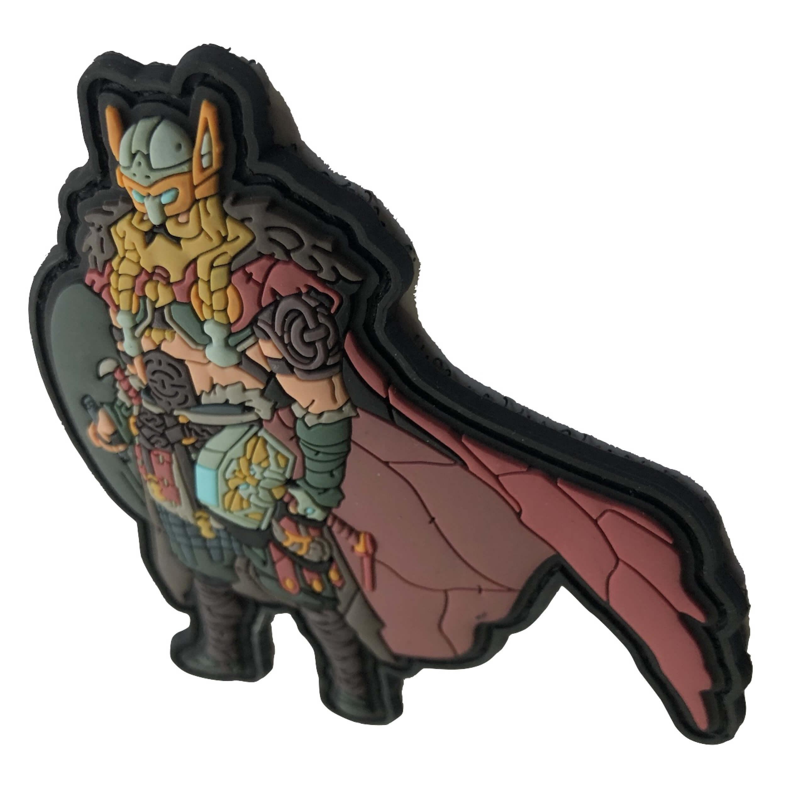 Thor God of Thunder - by NICOFARI