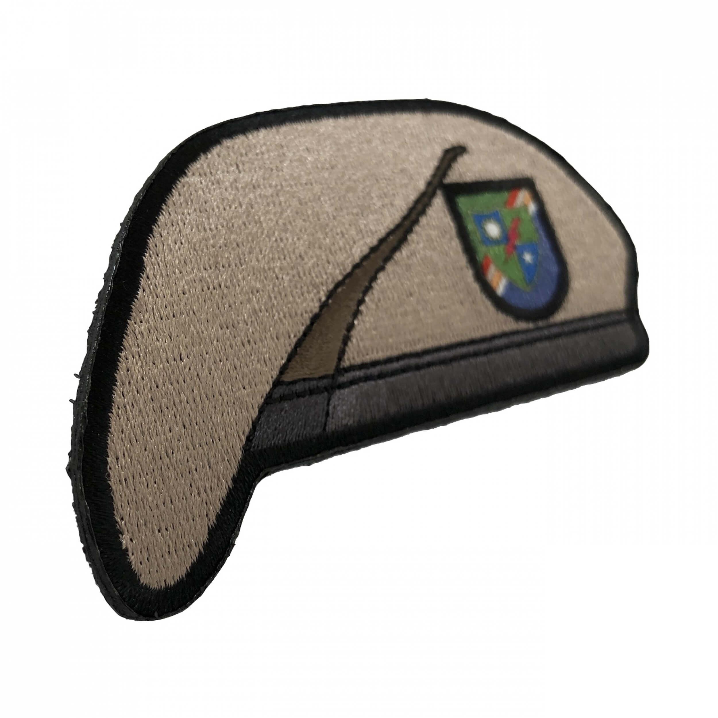 US RANGER KHAKI TAN Army Uniform Military BERET BARETT cap Mütze