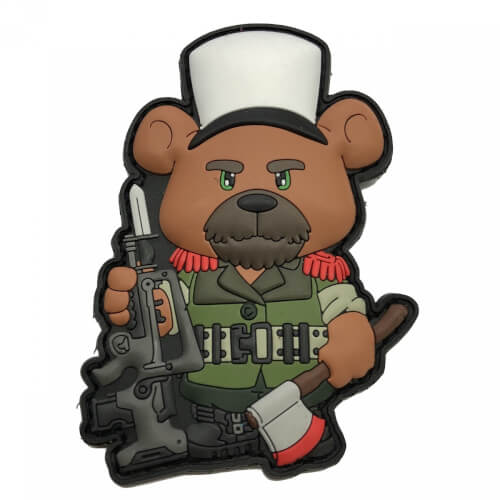 WARBEARS - French Foreign Legion Patch