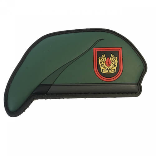 Delta Force SINE PARI Beret Barett Patch