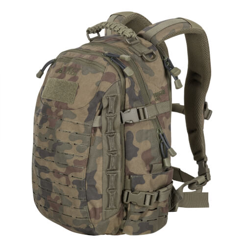DIRECT ACTION DRAGON EGG MkII Backpack- Cordura - PL Woodland