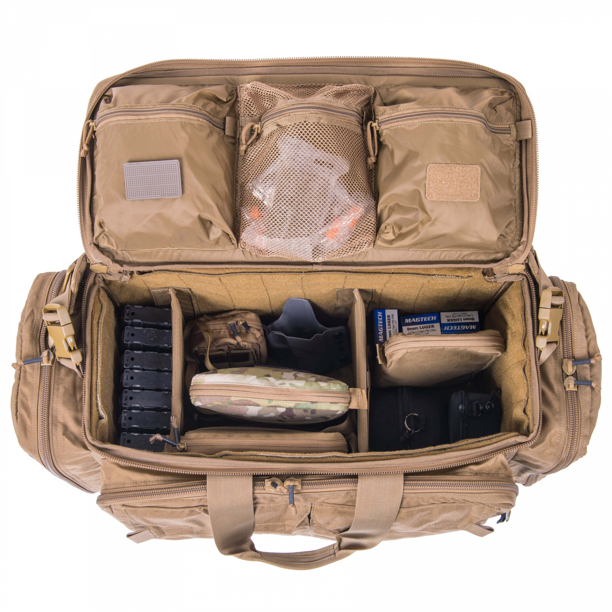 Helikon-Tex RANGEMASTER Gear Bag -Cordura- Schwarz