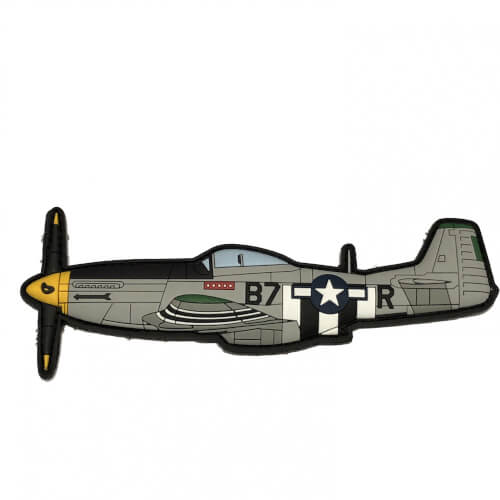 P-51 Mustang Fighter Patch