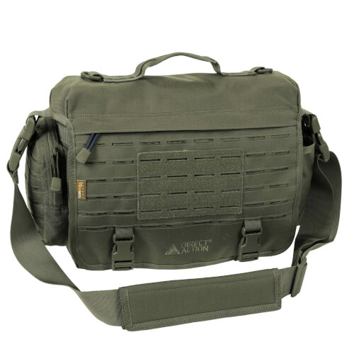 Direct Action MESSENGER BAG - MK II - Olive Green