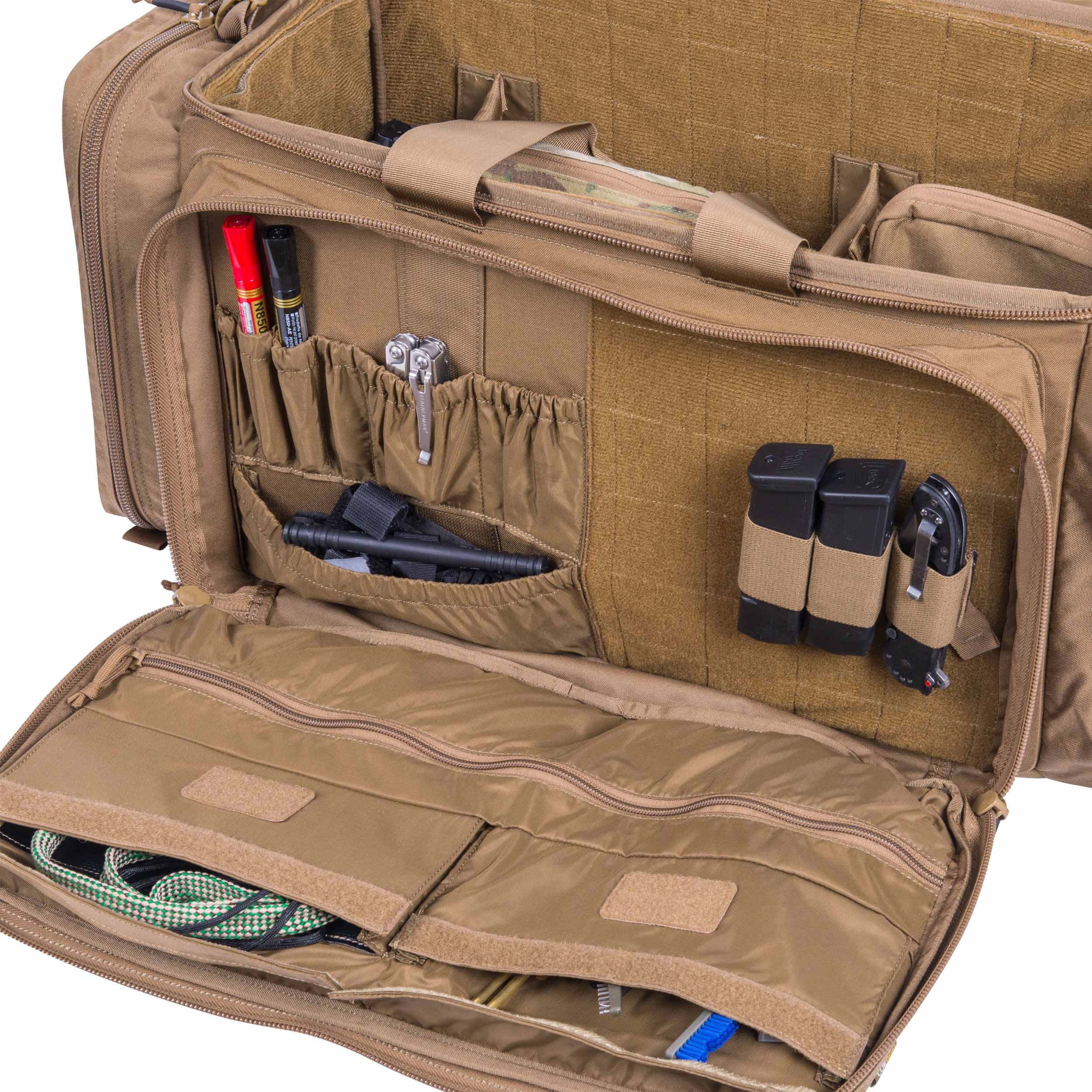 Helikon-Tex RANGEMASTER Gear Bag -Cordura- Adaptive Green