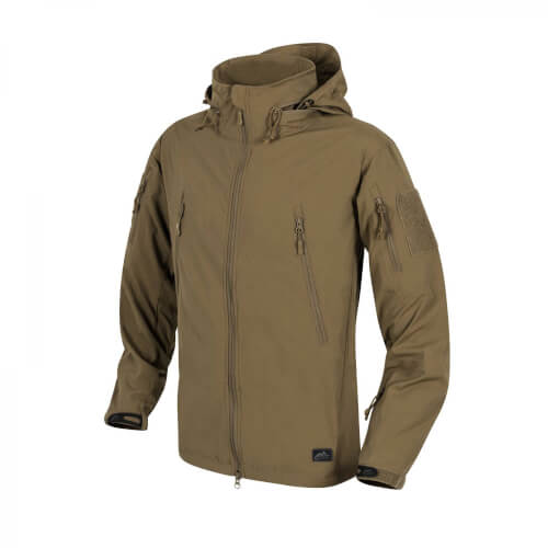 Helikon-Tex Trooper Jacke - StormStretch - Mud Brown