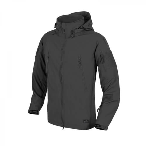 Helikon-Tex Trooper Jacke - StormStretch- Schwarz