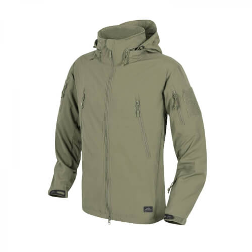 Helikon-Tex Trooper Jacke - StormStretch- Olive Green