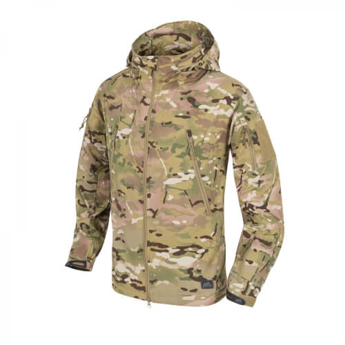 Helikon-Tex Trooper Jacke - StormStretch - Camogrom