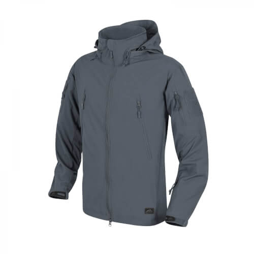 Helikon-Tex Trooper Jacke - StormStretch - Shadow Grey