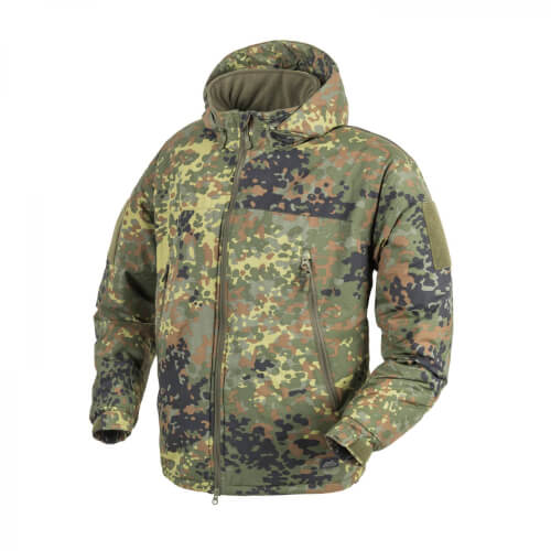 Helikon-Tex LEVEL 7 CLIMASHIELD® APEX 100g Winter Jacke Bundeswehr FLECKTARN (gb)