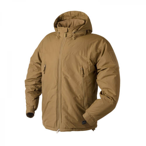 Helikon-Tex LEVEL 7 Lightweight Winter Jacke - Climashield Apex 100g -  Coyote