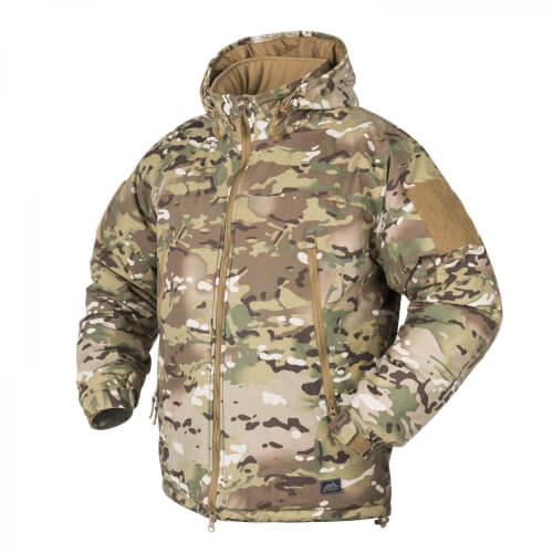 Helikon-Tex LEVEL 7 Lightweight Winter Jacke - Climashield Apex 100g -  Camogrom