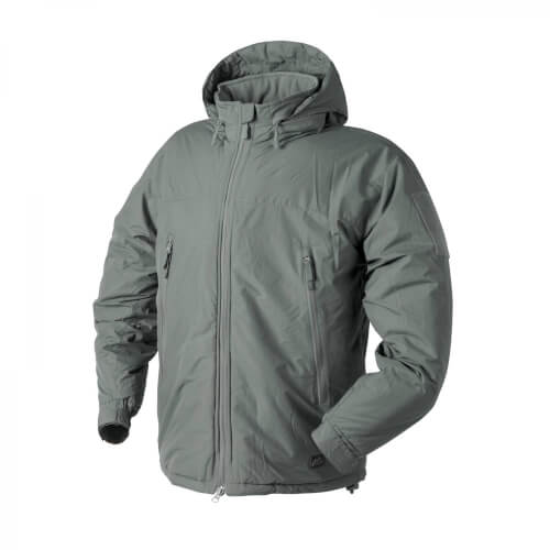 Helikon-Tex LEVEL 7 Lightweight Winter Jacke - Climashield Apex 100g - Alpha Green
