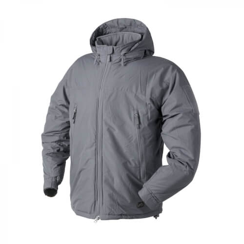 Helikon-Tex LEVEL 7 Lightweight Winter Jacke - Climashield Apex 100g - Shadow Grey