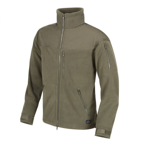 Helikon-Tex Classic Army -Fleece- Jacke Olive Green