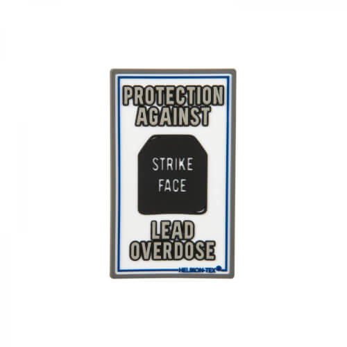 Helikon-Tex LEAD OVERDOSE Patch PVC - White