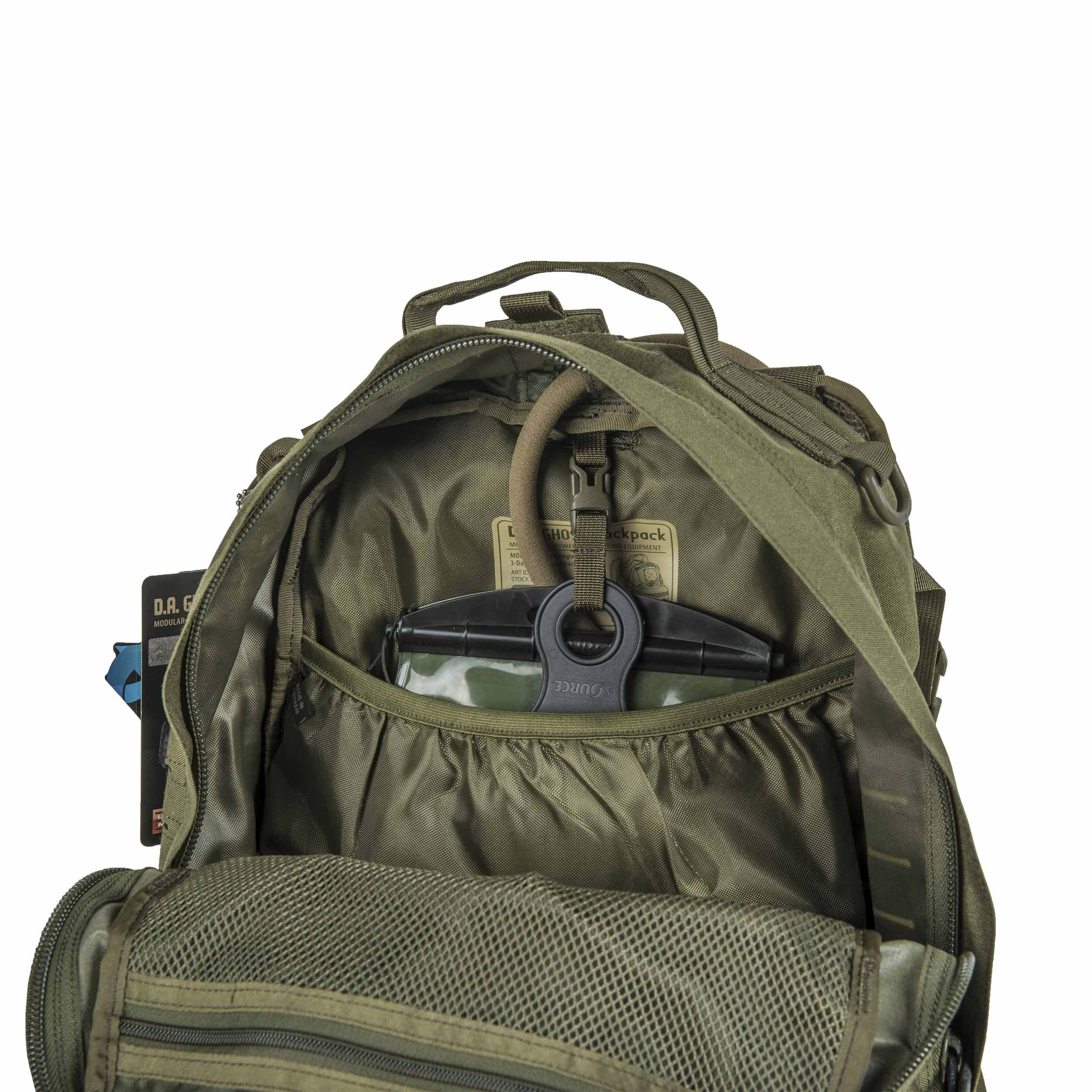 Direct Action GHOST® MkII Backpack - Cordura® - Adaptive Green