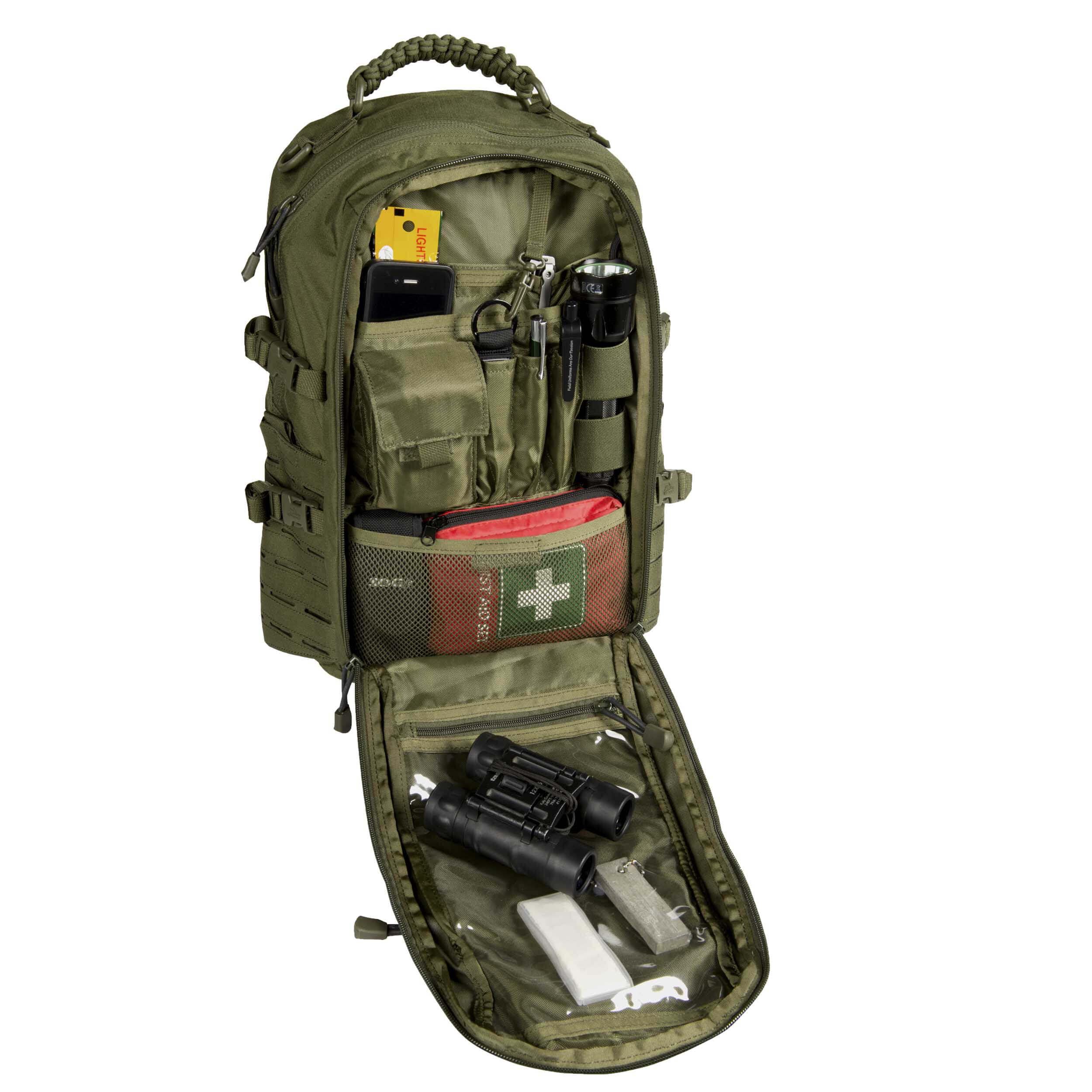 Direct Action DUST® MkII Backpack - Cordura® - Shadow Grey