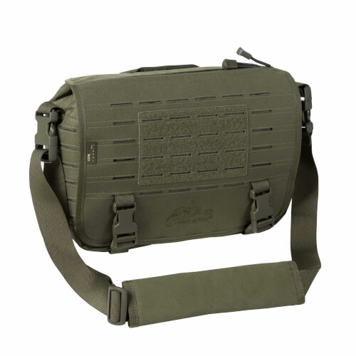 DIRECT ACTION SMALL MESSENGER BAG - Cordura- Olive Green