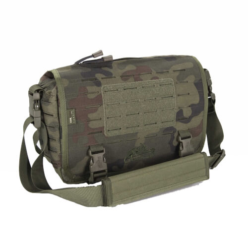 DIRECT ACTION SMALL MESSENGER BAG - Cordura- PL Woodland