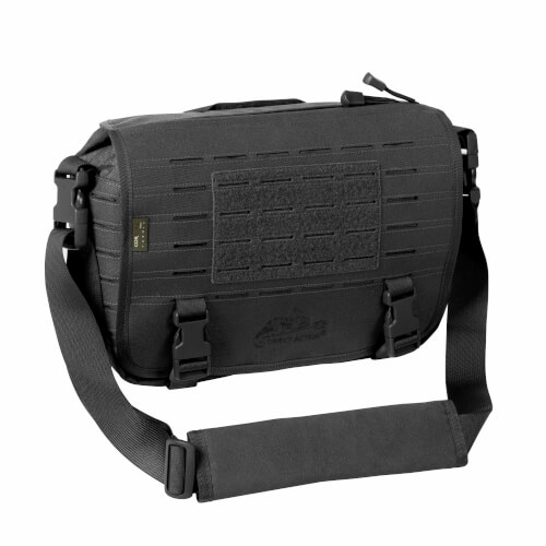 DIRECT ACTION SMALL MESSENGER BAG - Cordura- Schwarz