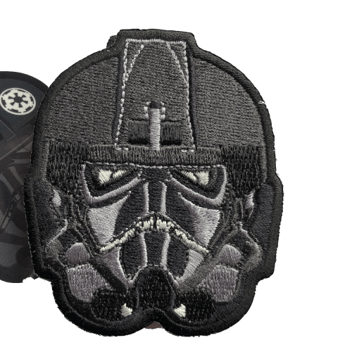 Imperial Starfighter TIE FIGHTER PILOT Patch