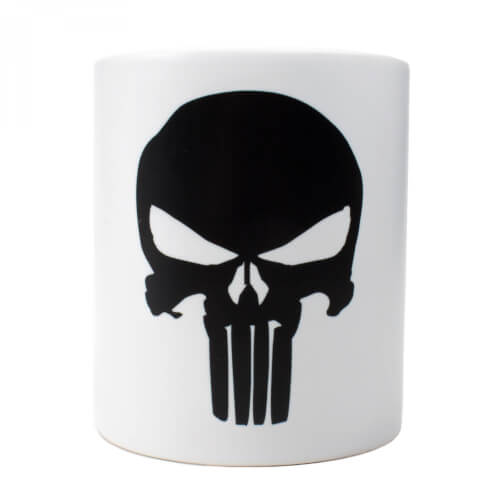 Totenkopf Schädel Skull KAFFEETASSE BECHER COFFEE MUG