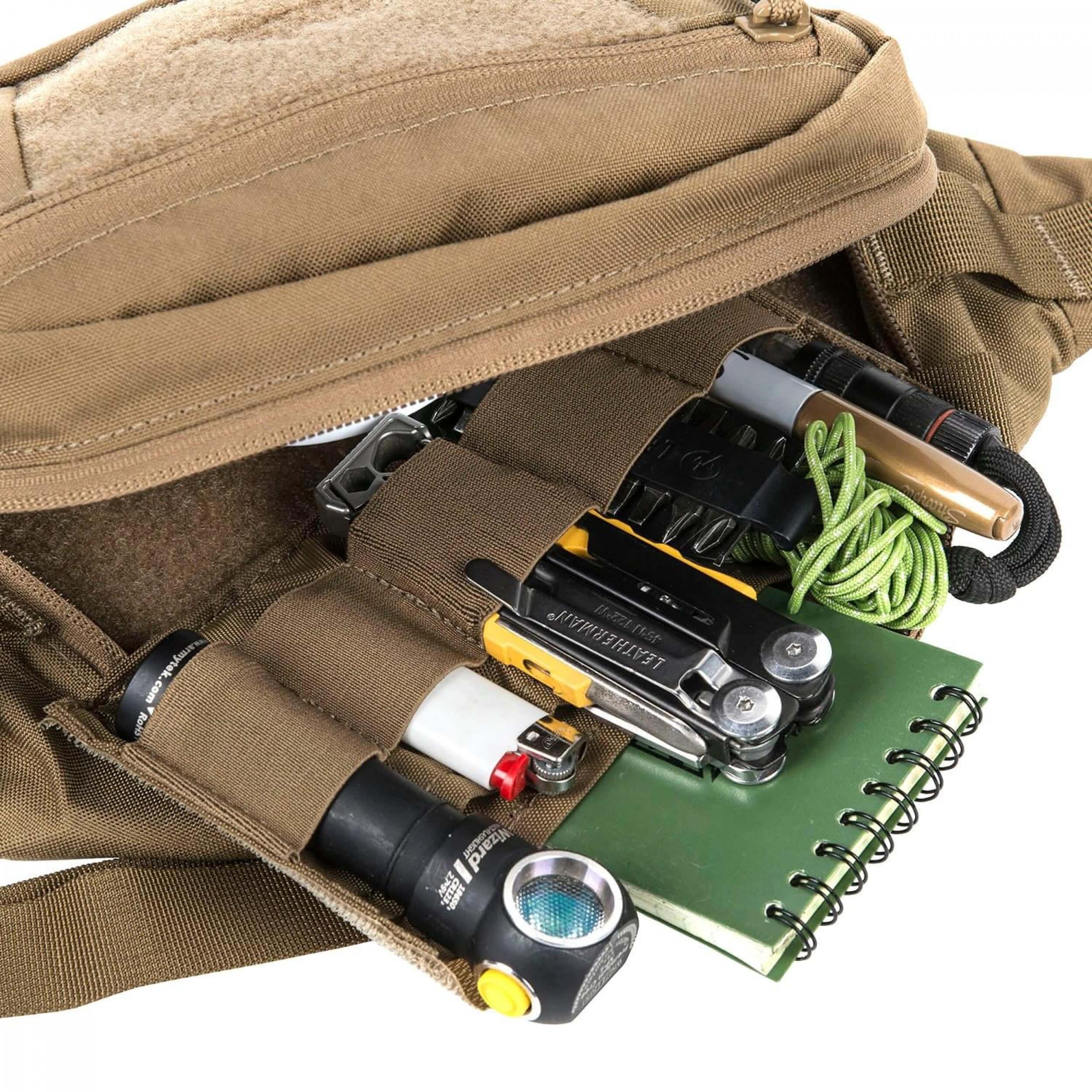 Helikon-Tex Waist Pack Bandicoot PL Woodland
