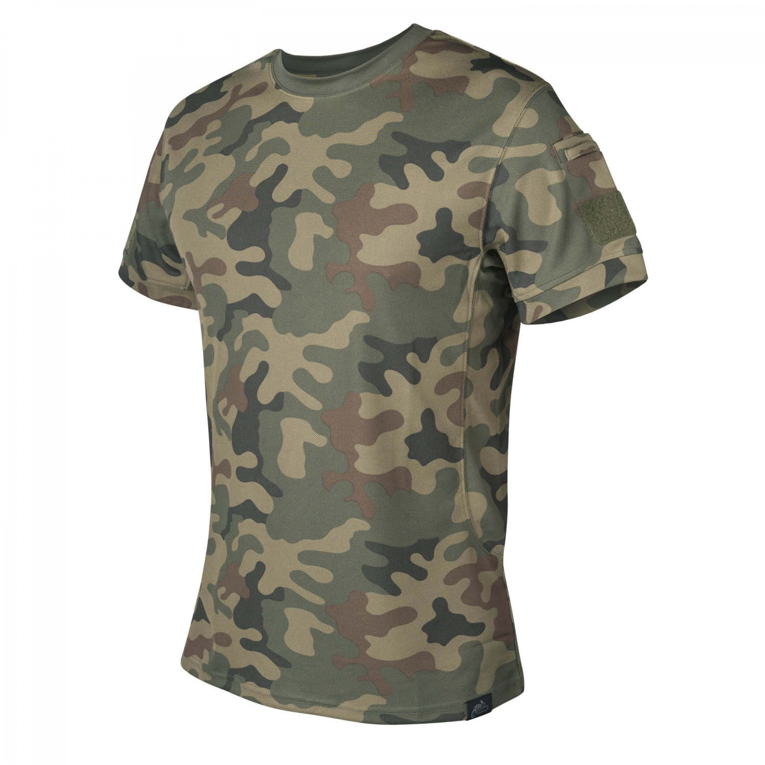 Helikon-Tex Tactical T-Shirt -Top Cool- PL Woodland