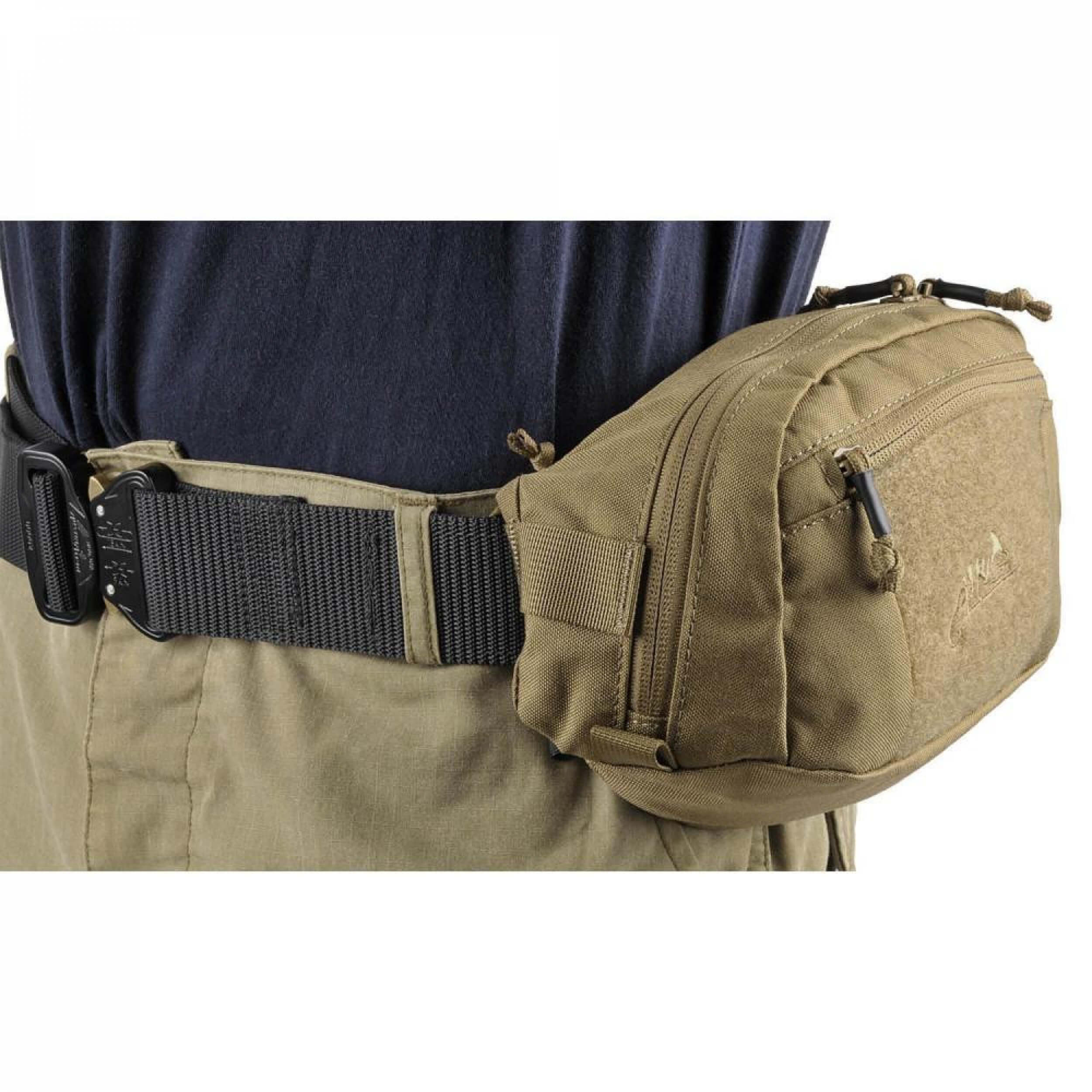 Helikon-Tex Waist Pack Possum Black / Olive Green A