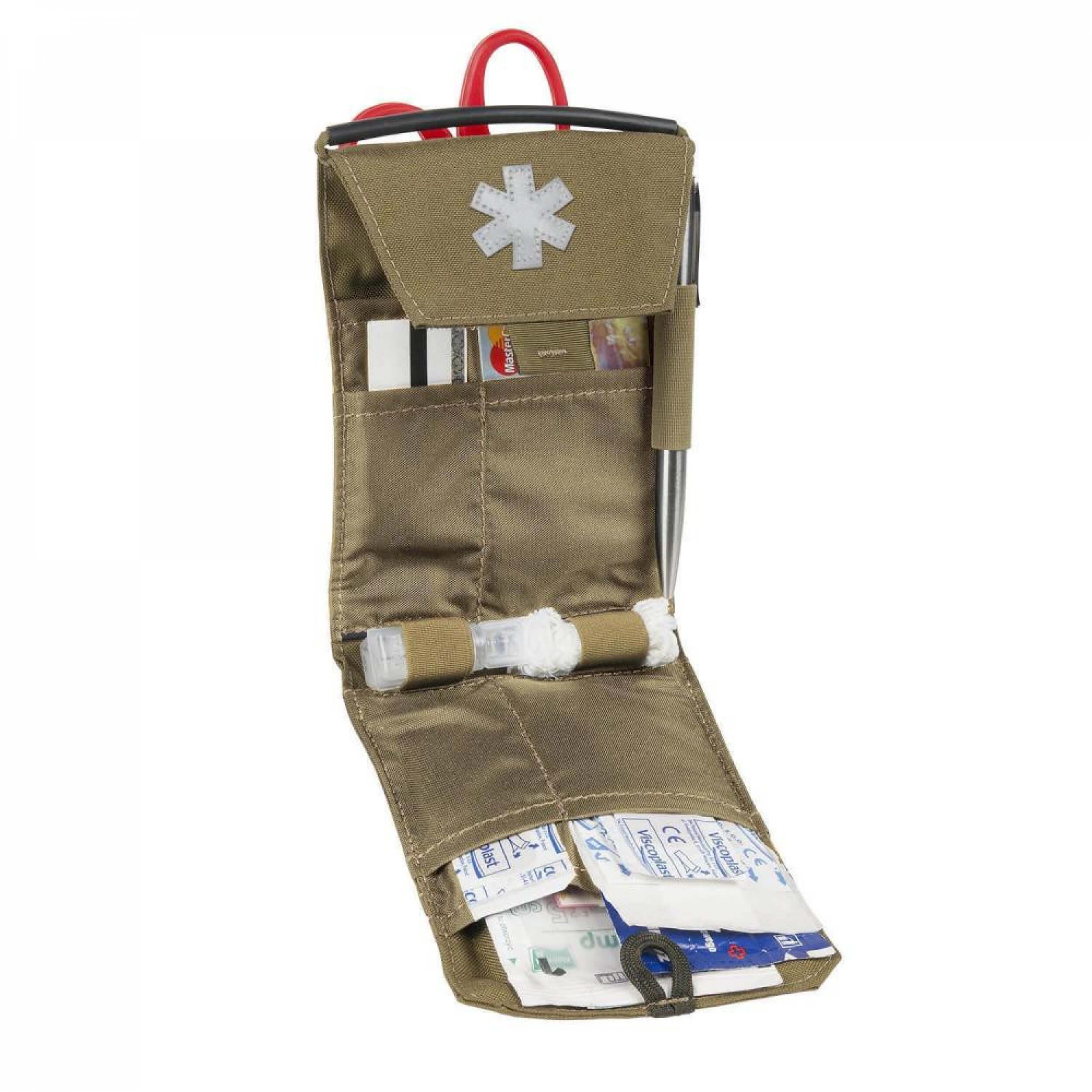 Helikon-Tex Pocket Med Insert Schwarz