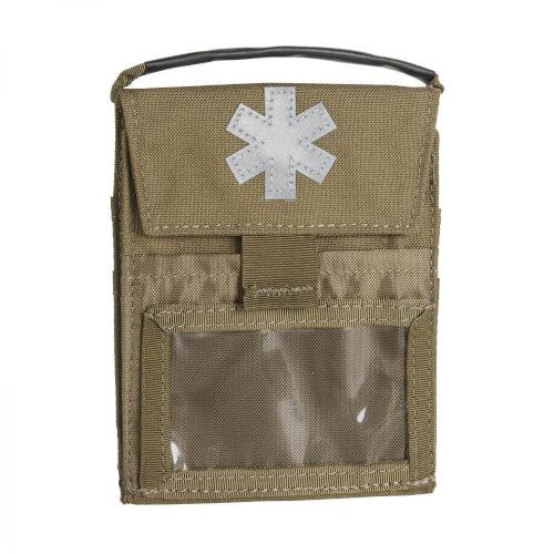 Helikon-Tex Pocket Med Insert Notfallset - Cordura - Coyote