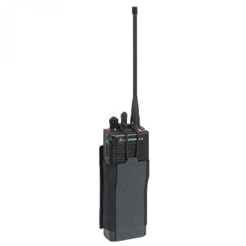 Direct Action LOW PROFILE RADIO POUCH -Cordura- Shadow Grey