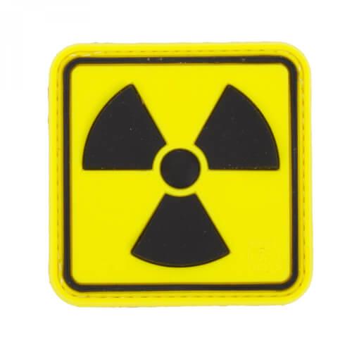 JTG H3 Radioaktiv Patch fullcolor