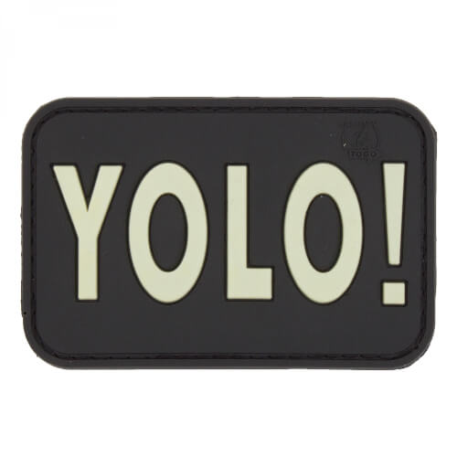 JTG Yolo (You Only Live Once)  gid, glow in the dark