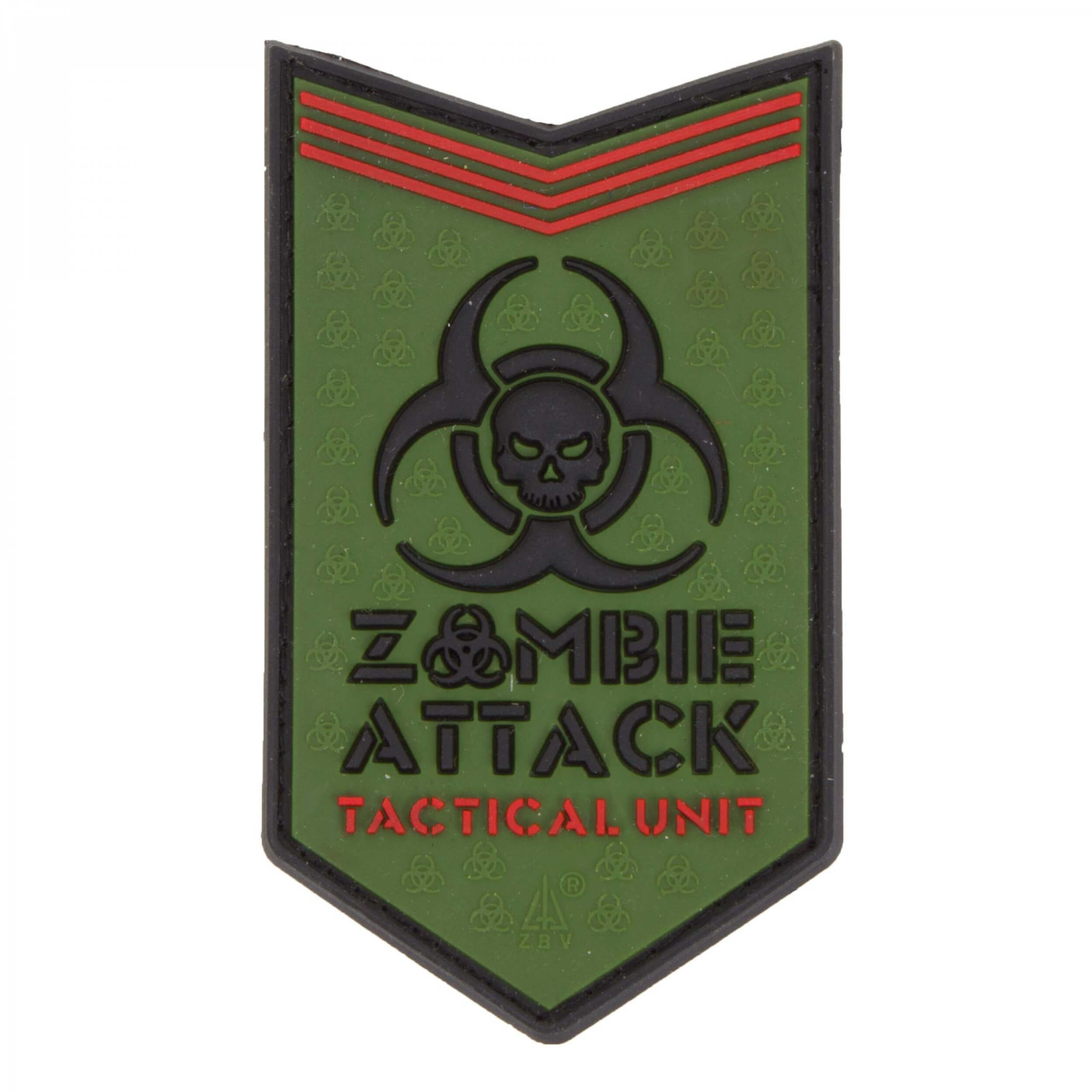 JTG  Zombie Attack Patch, forest