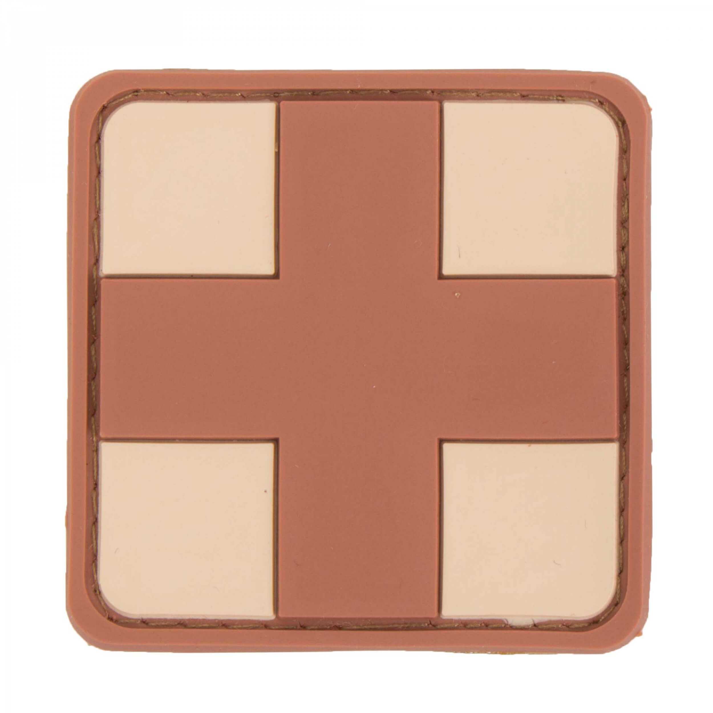 JTG RedCross Medic Patch, desert