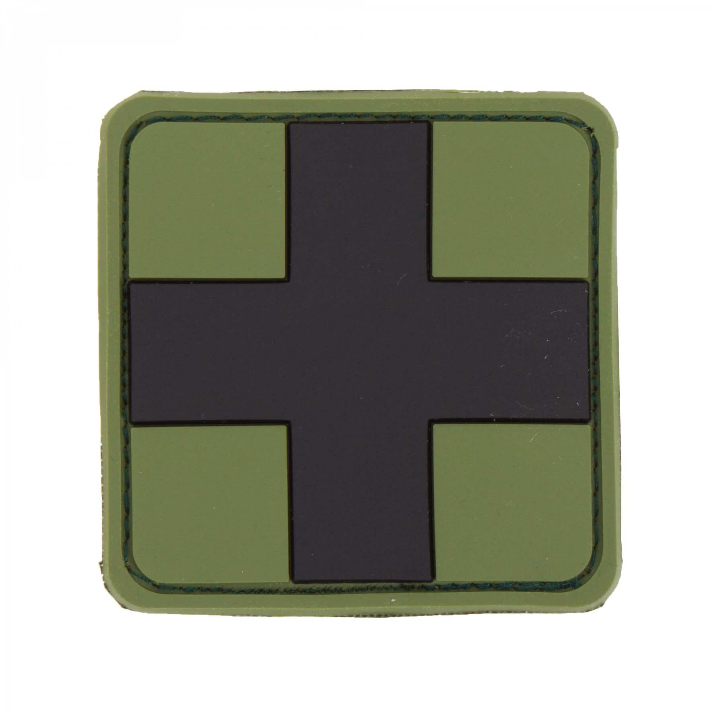 JTG RedCross Medic Patch forest