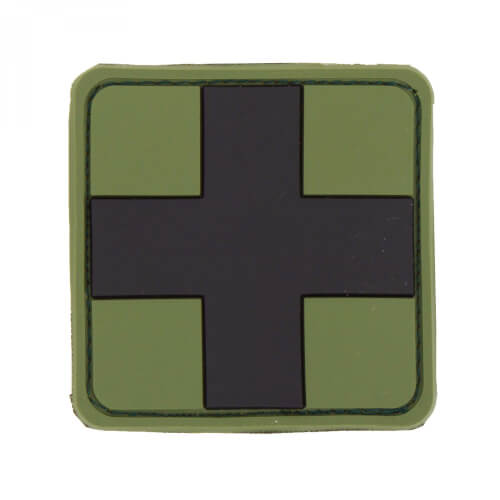 JTG RedCross Medic Patch forest